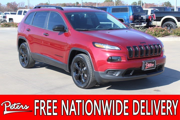 Pre Owned 2017 Jeep Cherokee Sport