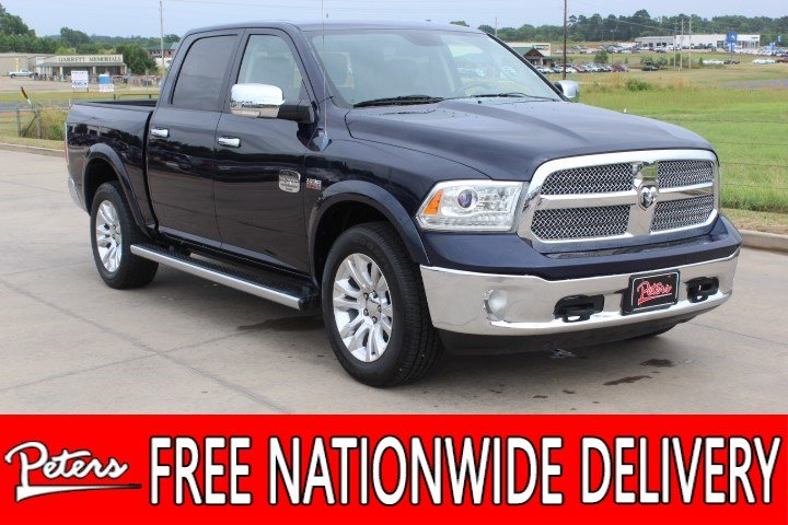 Pre Owned 2013 Ram 1500 Laramie Longhorn Edition Crew Cab In