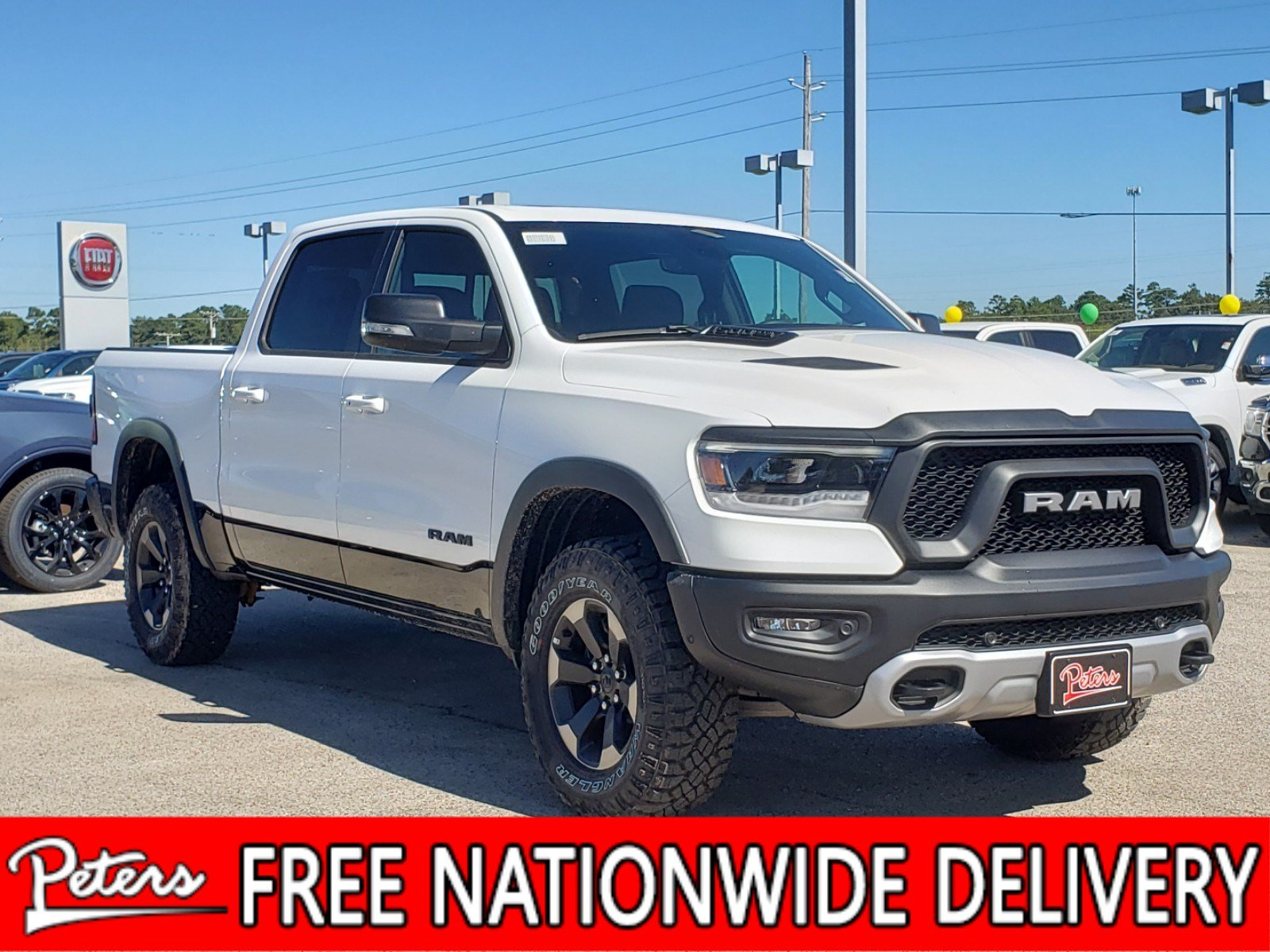 New Dodge Ram 1500 >> New 2020 Ram 1500 Rebel With 4wd