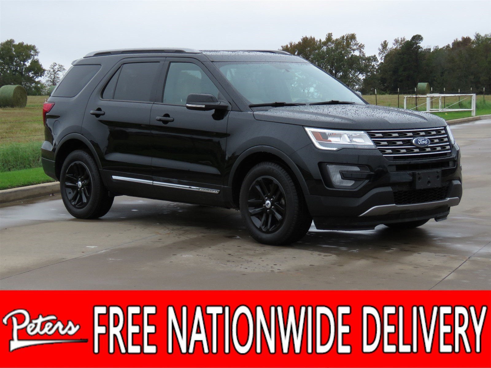 Pre owned 2017 ford explorer xlt