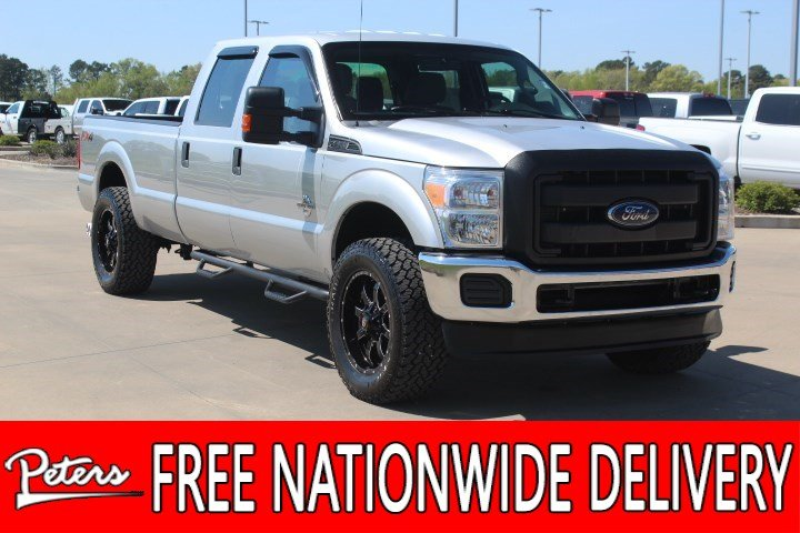 2016 Ford F250 >> Pre Owned 2016 Ford Super Duty F 250 Srw Xl Crew Cab In Longview