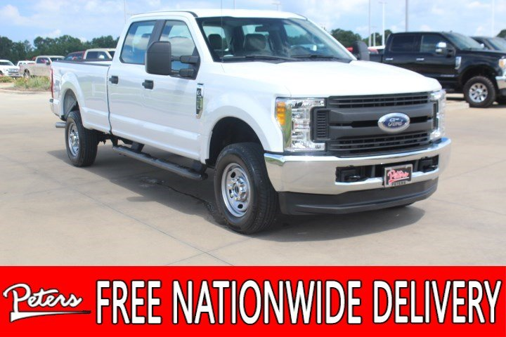 Pre-Owned 2017 Ford Super Duty F-350 SRW XL