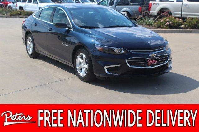 Used 2017 Chevrolet Malibu Ls Fwd Sedan