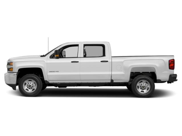 New 2019 Chevrolet Silverado 2500hd Work Truck Crew Cab In Longview