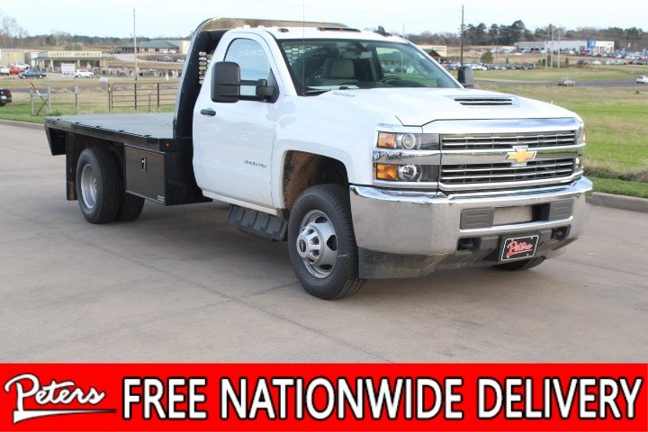 4b9c99c935 New 2018 Chevrolet Silverado 3500HD Work Truck Chassis Cab in ...