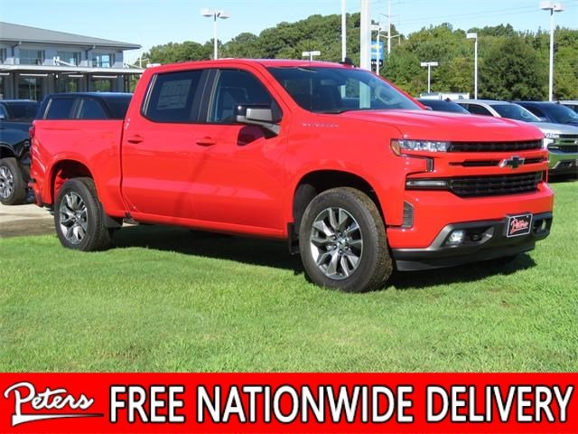 2019 chevrolet silverado 1500 texas edition