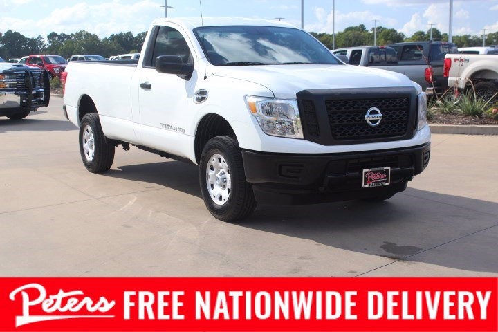 Pre-Owned 2018 Nissan Titan XD S
