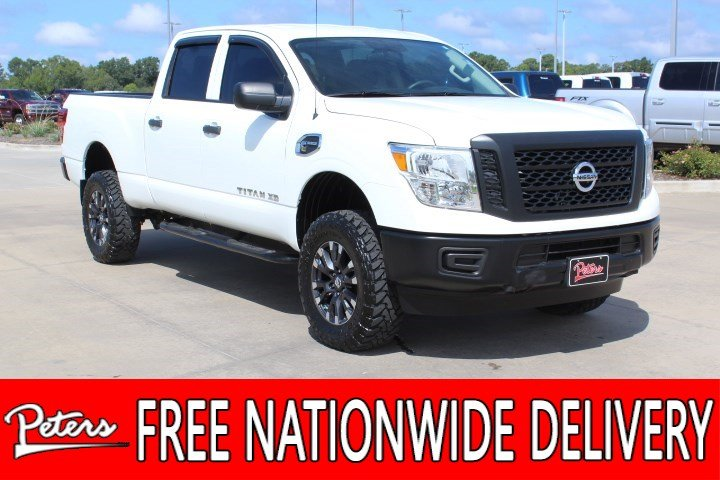Pre Owned 2017 Nissan An Xd S Crew Cab In Longview 8176pa