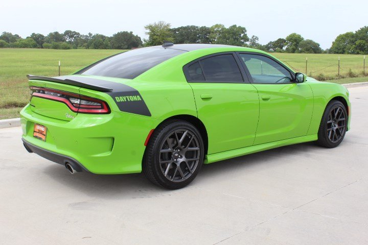 2017 Dodge Charger >> Pre Owned 2017 Dodge Charger Daytona 340 Sedan In Longview A3611