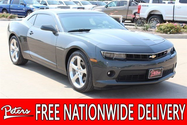 Pre Owned 2014 Chevrolet Camaro Lt Coupe In Longview 9d104a
