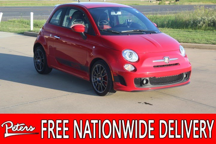 Pre-Owned 2013 FIAT 500 Abarth