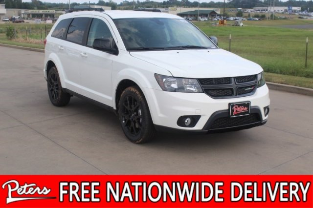 New 2019 Dodge Journey SE FWD SUV