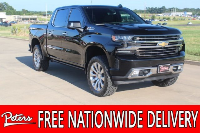 Used 2019 Chevrolet Silverado 1500 High Country 4WD