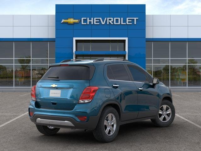 New 2019 Chevrolet Trax Lt Suv In Longview 9c799 Peters Chevrolet