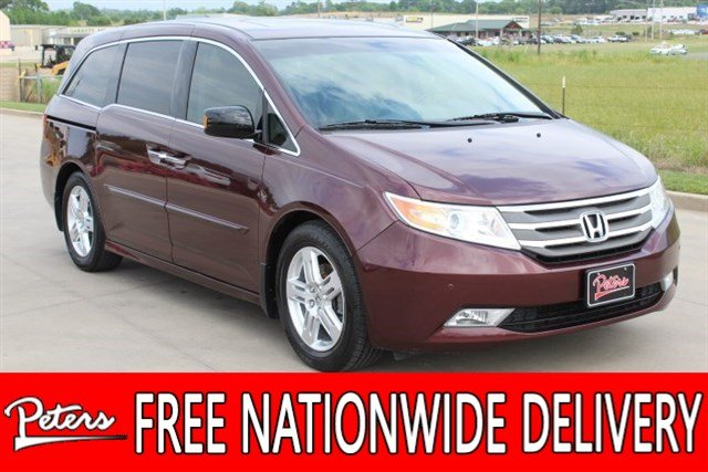 Pre Owned 2012 Honda Odyssey Touring Elite