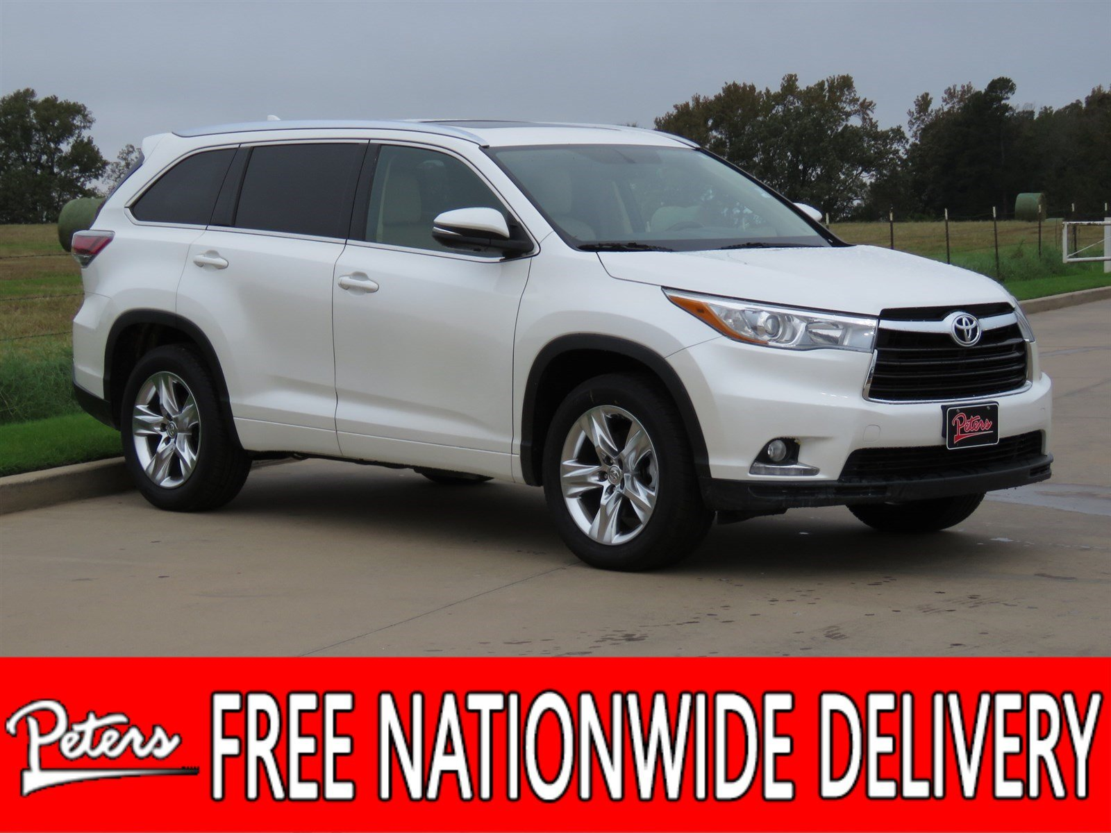 Pre Owned 2015 Toyota Highlander Limited SUV in Longview 8266P