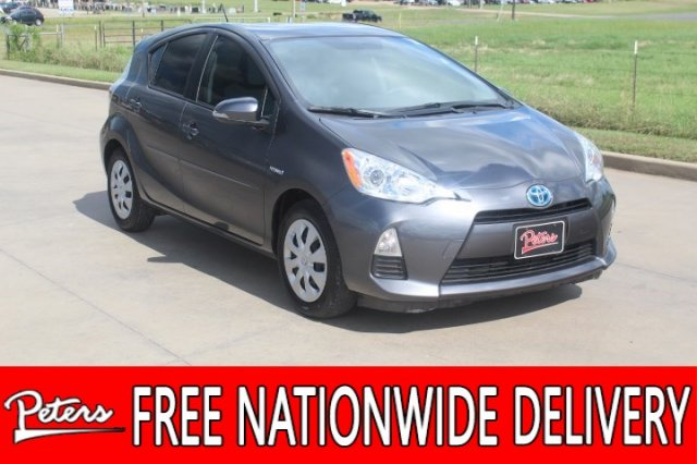 Used 2014 Toyota Prius c Four FWD Hatchback
