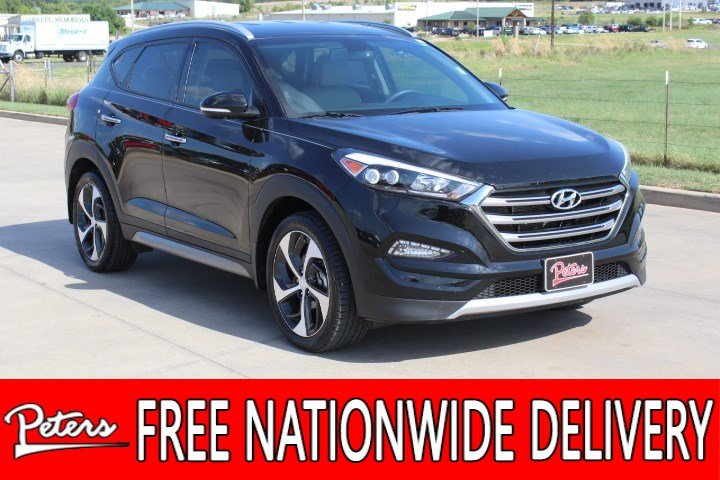 Pre Owned 2017 Hyundai Tucson Limited