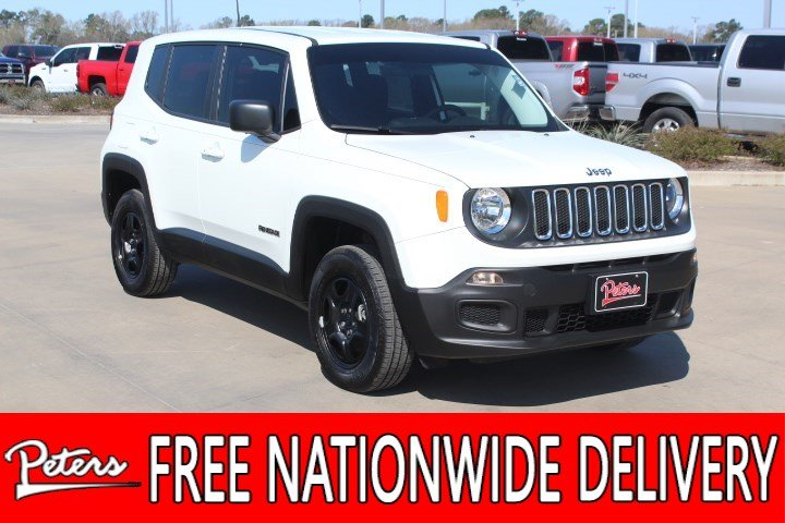 Pre Owned 2017 Jeep Renegade Sport