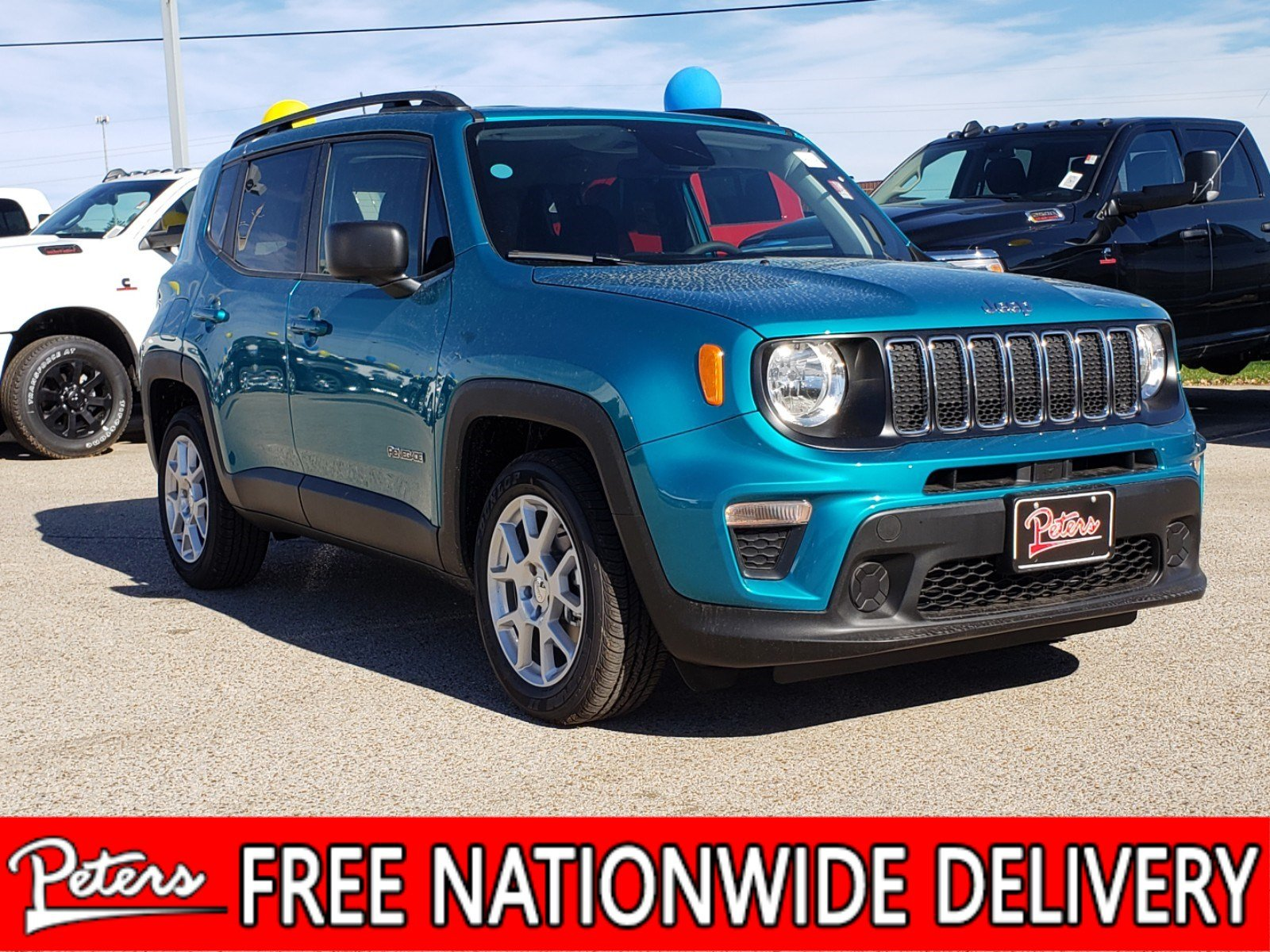 Jeep Renegade Lifted >> New 2020 Jeep Renegade Sport Fwd Suv