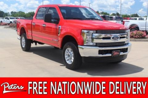 Pre-Owned 2013 Ford Super Duty F-250 SRW King Ranch Crew Cab