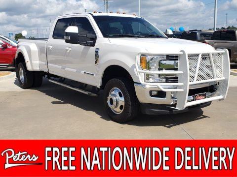 Pre-Owned 2017 Ford Super Duty F-350 DRW Lariat