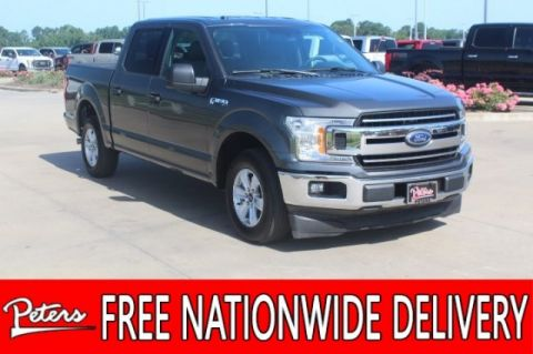 Pre-Owned 2012 Ford F-150 Crew Cab in Longview #9D1149A