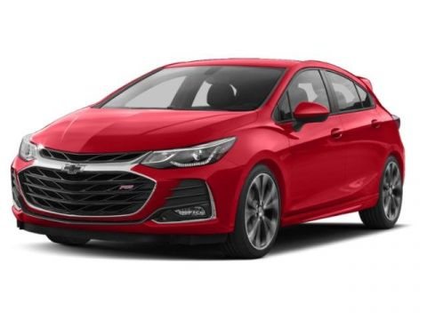 New 2019 Chevrolet Cruze LS
