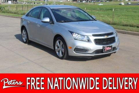 Pre-Owned 2015 Chevrolet Cruze LT