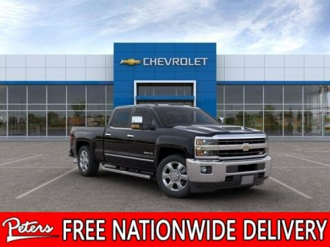 New Silverado 2500 Hd Peters Chevrolet Chrysler Jeep Dodge Ram Fiat