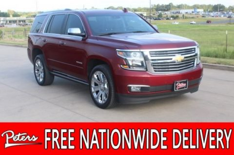 Used Chevy Tahoe for Sale in Longview, TX | Peters CCDJRF