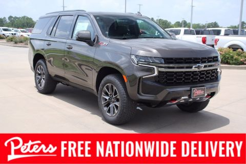 New 2021 Chevrolet Tahoe Z71