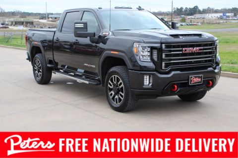 Pre-Owned 2020 GMC Sierra 2500HD AT4