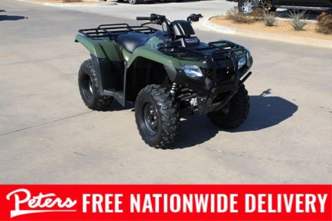Pre-Owned 2018 Honda FourTrax Rancher 420 4x4