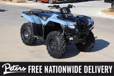 Pre-Owned 2017 Honda FourTrax Rancher 420 4x4