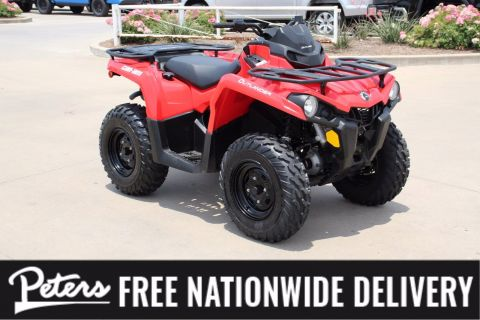 Pre-Owned 2019 Can-Am OUTLANDER 450