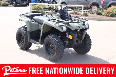 Pre-Owned 2019 Can-Am OUTLANDER 570