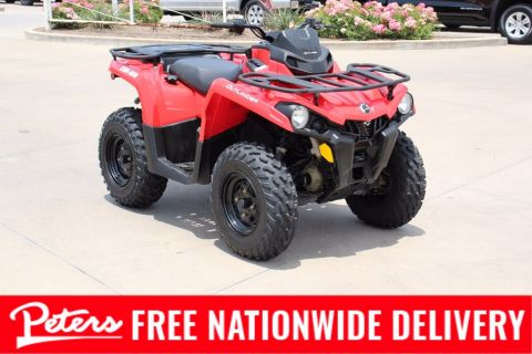 Pre-Owned 2018 Can-Am OUTLANDER L 570 DPS