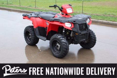 Pre-Owned 2019 Polaris Sportsman 450 H.0.