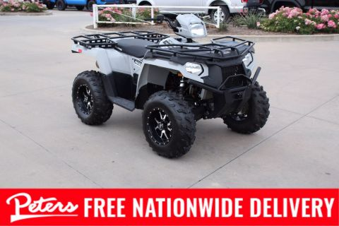 Pre-Owned 2018 Polaris SPORTSMAN 450 H.O. UTILITY EDITION
