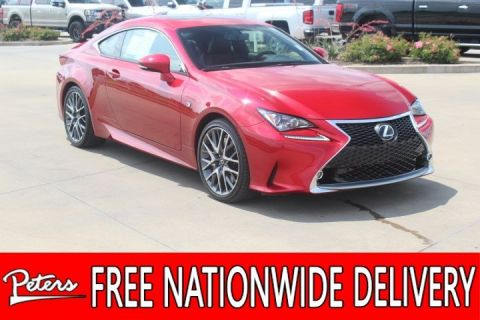 Pre-Owned 2016 Lexus RC 200t 200t